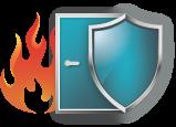Tűzgátló Ajtó Specialista Website Logo