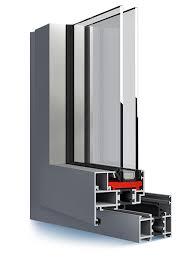 tuzgatlo-ajto-specialista-Aluprof MB60 profil