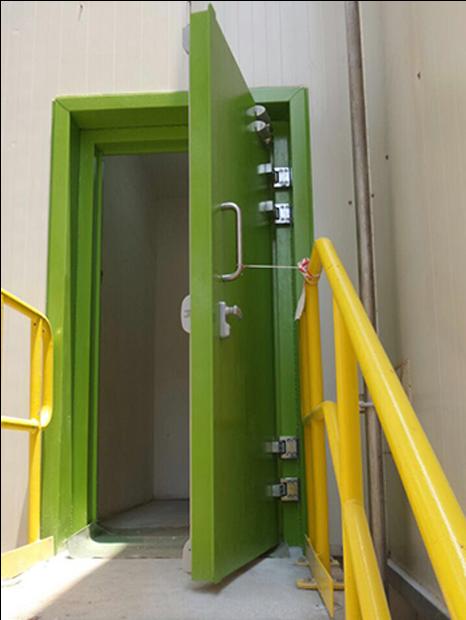 robbanásbiztos-ajtó