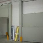 tuzgatlo-ajto-specialista-tűzgátló emelőkapu-Cross lezáró tűzgátló kapu